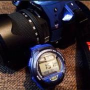 树脂表带!Casio 卡西欧W-734J-2AJF 男士运动手表