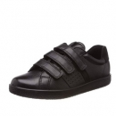 限UK3/5码, ECCO 爱步 Soft 1 柔酷1号 女士真皮休闲板鞋 51052 Prime会员免费直邮含税到手387.67元