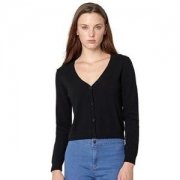 ANDREW MARC XFSW8WS262MNY 女士山羊绒开衫低至440元