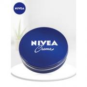 NIVEA 妮维雅 经典蓝罐 润肤霜 60ml 14.9元包邮(需用券)14.9元包邮(需用券)