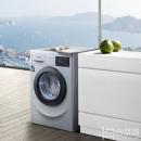 SIEMENS 西门子 XQG80-WM12L2E88W 8公斤 变频滚筒洗衣机史低2399元包邮(需领券)