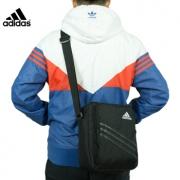 adidas 阿迪达斯 S03886  中性款单肩斜挎包 99元包邮¥99