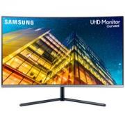 SAMSUNG 三星 U32R592CWC 31.5英寸4K曲面显示器3799元包邮