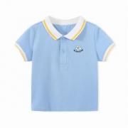 Balabala 巴拉巴拉 男童短袖Polo衫39.95元包邮