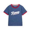 MAXWIN 马威 男童纯棉半袖T恤29.5元包邮