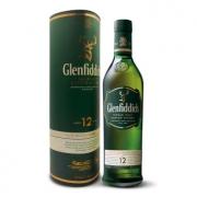 Glenfiddich 格兰菲迪 12年苏格兰达夫镇单一麦芽威士忌 700ml *3件 508元包邮(双重优惠)¥508