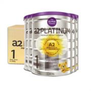 a2 艾尔 Platinum 白金版 婴幼儿奶粉 2段 900g 189元包邮