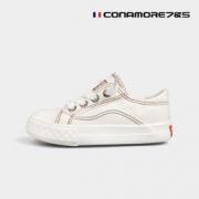 Conamore 7&5 儿童透气软底休闲帆布鞋 78元包邮(需领券)