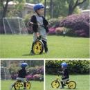 荟智 HP1201 儿童平衡车 学步滑行车159元包邮