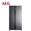 1日0点、618预售:AEG AEGRXB66186TX 对开门冰箱 615L 7990元包邮(付180元定金)下单送小米扫地机+欧乐B电动牙刷¥7990