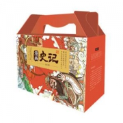 《洋洋兔童书·漫画史记》(京东定制、套装12册)178.8元,可300-180