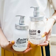 Amino Mason 升级氨基酸无硅油 洗发水/护发素 多款 450ml*2瓶+凑单品  138.83元含税包邮