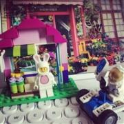 LEGO乐高 经典家庭套装 创意积木 10692