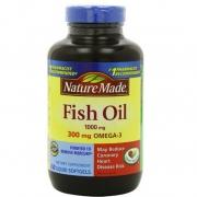 Nature Made Omega-3鱼油1000mg*250粒 Prime会员免费直邮含税