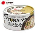 OCEAN FAMILY 大洋世家  油浸金枪鱼罐头 185g  *16件104.4元包邮(双重优惠)