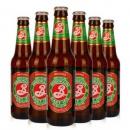 BROOKLYN 布鲁克林 印度淡色精酿啤酒 355ml*6瓶 *2件 83.6元41.8元/件(双重优惠)