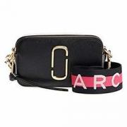 Marc Jacobs SNAPSHOT 女士单肩包 M0014146-OS 黑色混色 1356元包邮1356元包邮