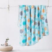 LOVO 乐我家纺 可水洗创新防螨纤维被夏凉被 200x230cm