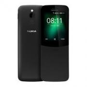 诺基亚 NOKIA 8110 移动联通4G手机 黑色 直板按键 双卡双待 经典复刻 炫酷滑盖 4G热点备用功能机 399元399元