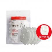 Honeywell 霍尼韦尔H930V 防雾霾口罩 带呼吸阀白色 5只 9.9元包邮