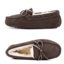 InteRight 4907681 女士保暖休闲豆豆鞋 *3件  296.1元包邮296.1元包邮