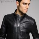 反季特卖:ANDREW MARC MM7A3560NY 男士绵羊皮夹克 721元包邮(双重优惠)¥921