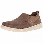 中亚Prime会员:Skechers Status-Delton 男士船鞋 239.48元+21.79元含税直邮约261元