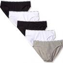 Calvin Klein  女式弹力棉经典三角内裤 5条装prime会员凑单直邮含税到手约151.43元