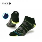 STANCE男袜Feel360运动跑步机能袜反光logo排汗218船袜低筒袜子 67元