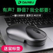 Dareu 达尔优 UFO飞碟 无线鼠标 49元包邮¥49