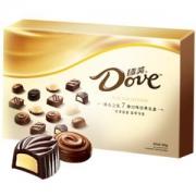 Dove 德芙 精心之选 7种口味巧克力 礼盒装 280g *4件