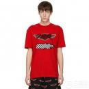 McQ Alexander McQueen 男士纯棉Racer印花T恤 $90凑单免费直邮到手622元