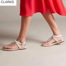 Clarks 其乐 Bay Rosie 女士凉鞋 Prime会员免费直邮含税到手317.67元