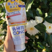 WHITE CONC 美白身体磨砂膏 180g