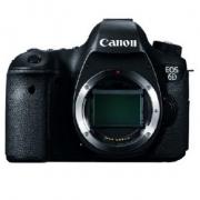 Canon 佳能 EOS 6D 全画幅单反相机 单机身