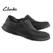 Clarks 其乐 Cotrell Step男士一脚蹬休闲鞋 2色 prime会员免费直邮