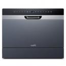 25日0点:VATTI华帝JWT6-F4台上式洗碗机6套1819元包邮(前1分钟)