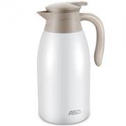 ASD 爱仕达 RWS20P4WG-W 不锈钢保温瓶 纯净白 2L *2件 +凑单品