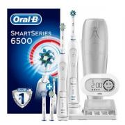 Oral-B 欧乐B Pro 6500 次旗舰 蓝牙电动牙刷 2支装  Prime会员免费直邮