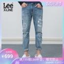 Lee 李 X-LINE LMR7051VJ8MV 男士小脚牛仔裤 699元¥699