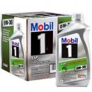 Mobil 美孚 1号 ESP 0W-30 C3 全合成机油 1Qt *13件584.45元(合44.96元/件)