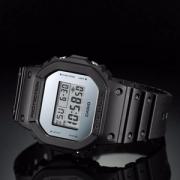 CASIO 卡西欧 G-SHOCK系列 DW-5600BBMA-1 男士运动腕表