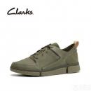 19年春季新款,Clarks 其乐 Tri Verve 男士三瓣底休闲鞋 Prime会员免费直邮含税到手455元