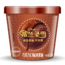 MENGNIU 蒙牛 蒂兰圣雪 巧克力口味 冰淇淋 245g18元,可优惠至9元