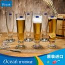 Ocean 水晶玻璃啤酒杯 290ml 2个装 6.9元包邮 ¥7¥7