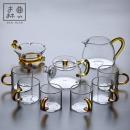 森典 SD-Fengp01 风畔 玻璃茶具套装 9头 89元包邮(需用券)¥89