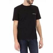 码全,Calvin Klein 卡尔文·克莱恩 男士纯棉短袖T恤 K10K103307001