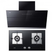 sacon帅康CXW-200-JE5781+E2-35BL烟灶套装2530元包邮(双重优惠)晒单赠烤箱