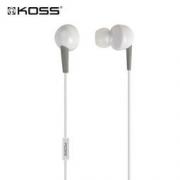 KOSS 高斯 KEB6iW 时尚入耳式耳塞 带麦 29元(满减)29元(满减)