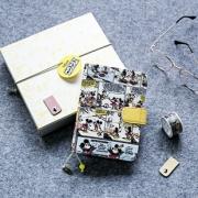kinbor×迪士尼 DTB6530 米奇漫画手帐套装 59元包邮(需用券)